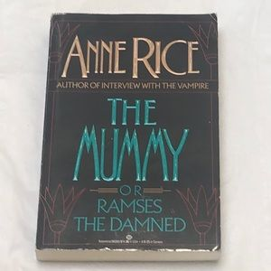Vintage The Mummy Softcover